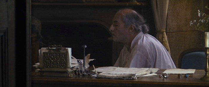 Historia de la meva mort  Albert Serra Lo Specchio Scuro recensione
