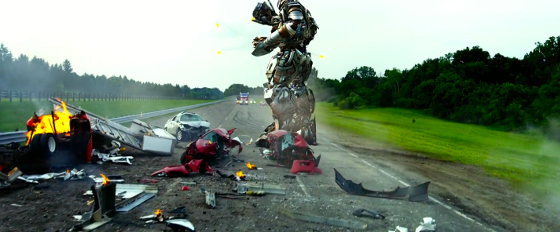 Transformers 4 - 4