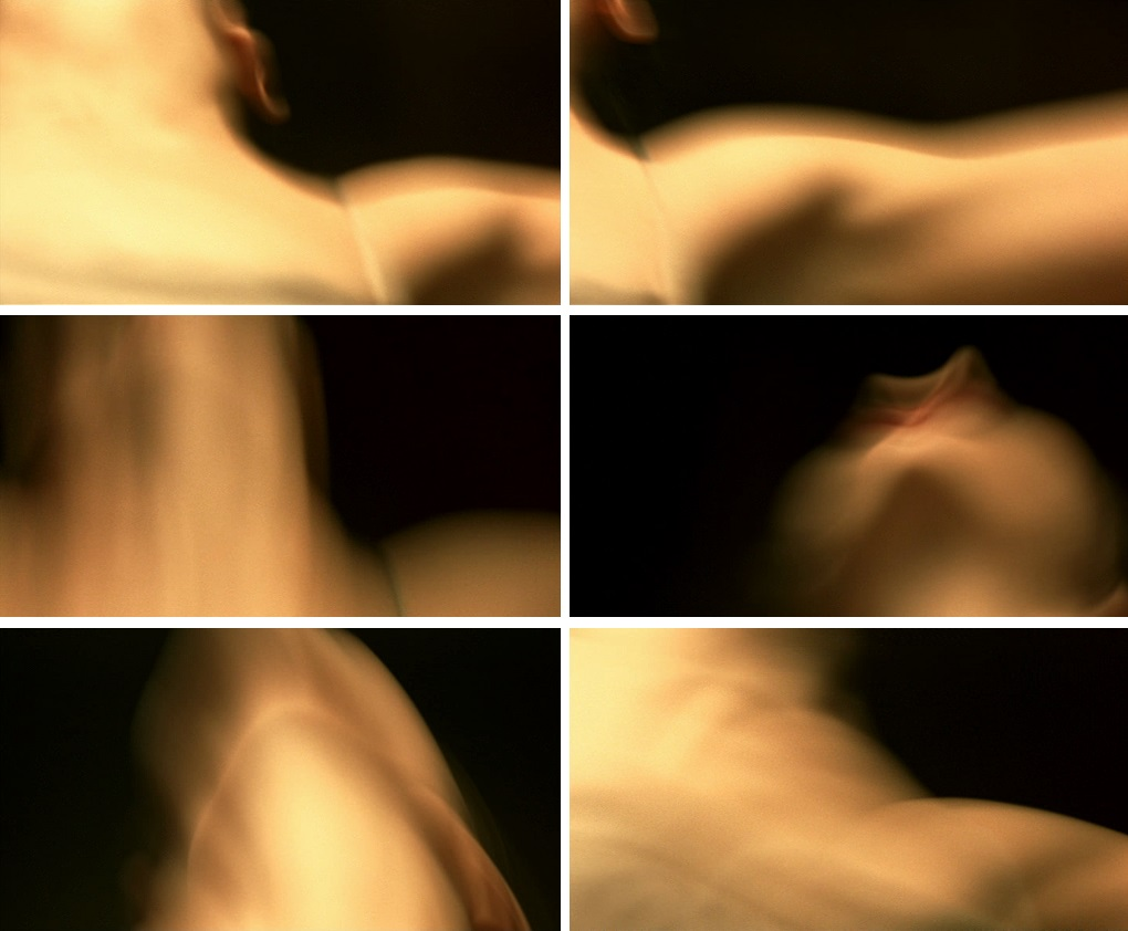danza di mélania lo specchio scuro epstein deleuze bacon figurale impressionismo brakhage avant-garde la vie nouvelle grandrieux recensione