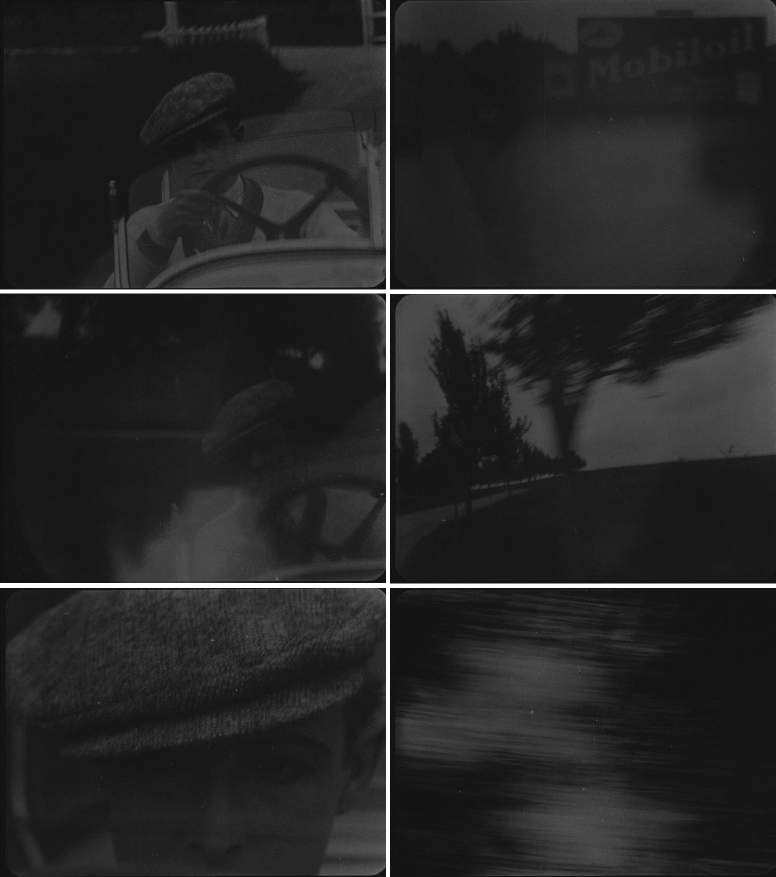 lo specchio a tre facce epstein recensione immagine-movimento movimento fotogenia automobile finale la glace à trois faces epstein deleuze photogénie voiture lo specchio scuro