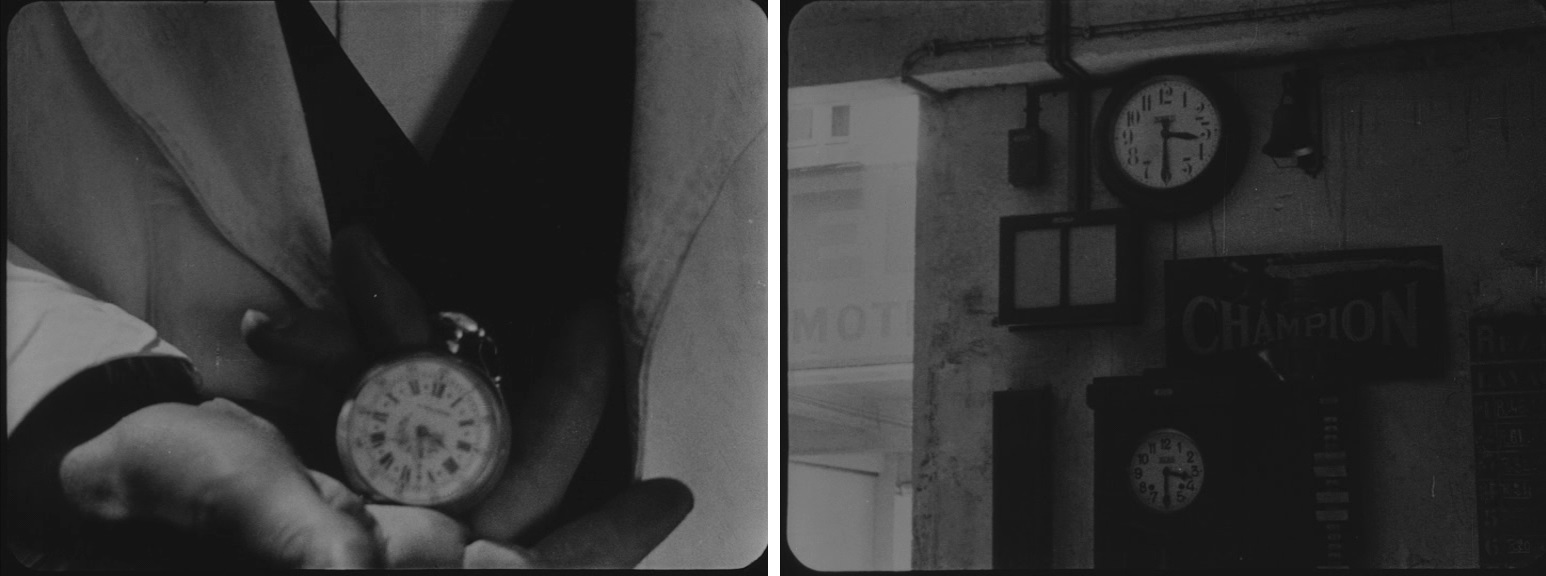 lo specchio a tre facce epstein recensione fotogenia tempo la glace à trois faces lo specchio scuro