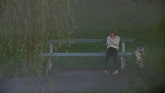 Quel freddo giorno nel parco Lo Specchio Scuro Recensione