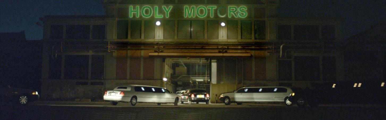 Lo Specchio Scuro Holy Motors Leos Carax 2012