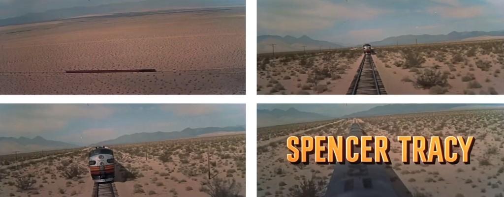 Giorno maledetto Bad Day at Black Rock John Sturges Spencer Tracy Lo Specchio Scuro Analisi Recensione