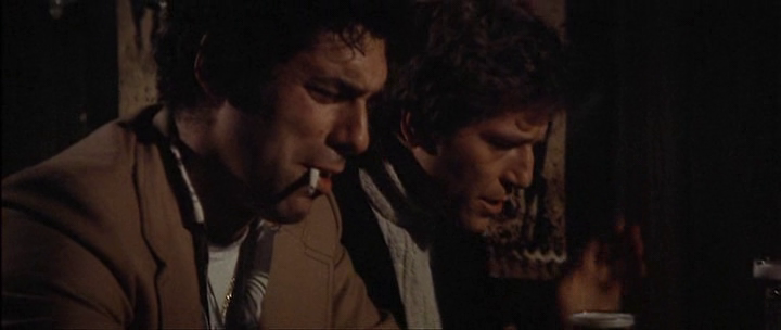 California Poker Robert Altman Elliott Gould George Segal