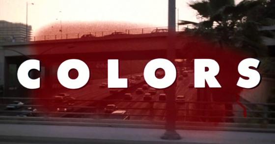 Colors Dennis Hopper Analisi Recensione Lo Specchio Scuro