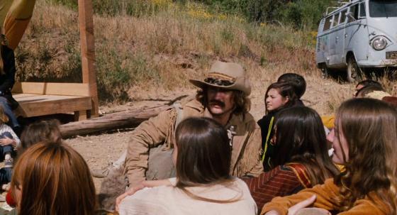 Easy Rider Lo Specchio Scuro Analisi Recensione Dennis Hopper hippie