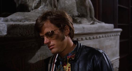 Easy Rider Lo Specchio Scuro Analisi Recensione Peter Fonda