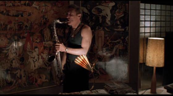 Ore contate Catchfire Backdraft Dennis Hopper Jodie Foster Lo Specchio Scuro Analisi Recensione John Turturro Charlie Parker sax
