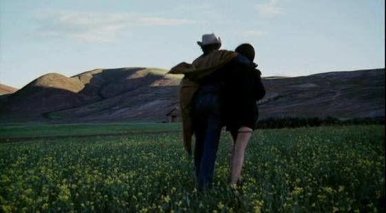 Fuga da Hollywood Dennis Hopper Analisi Recensione Lo Specchio Scuro set western