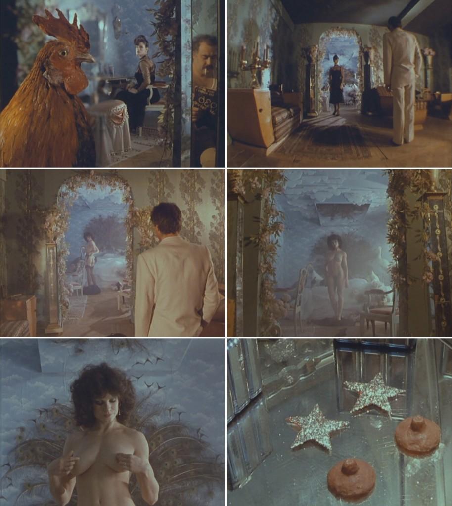 le tre corone del marinaio - collage sd