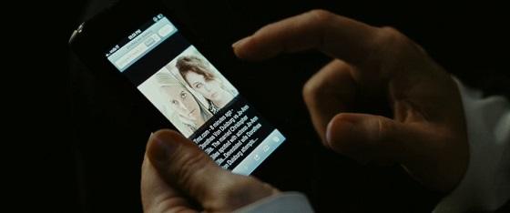 sils maria tablet chloe moretz lo specchio scuro