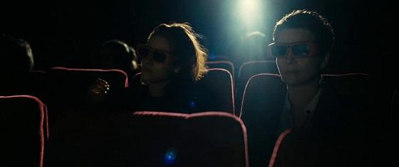 sils maria recensione kristen stewart juliette binoche cinema 3d lo specchio scuro