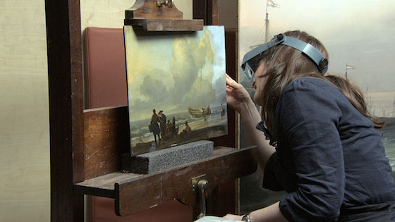 National Gallery Frederick Wiseman Lo Specchio Scuro Alberto Libera Migliori Film 2014