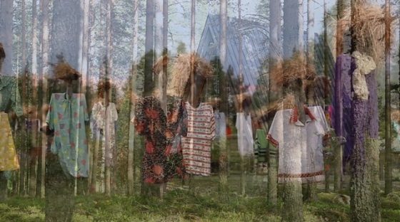 i racconti dell'orso sestieri amato recensione lo specchio scuro