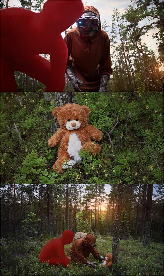i racconti dell'orso recensione olmo amato samuele sestieri lo specchio scuro