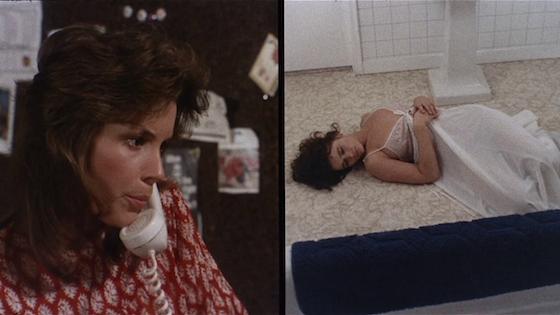 Le due sorelle Sisters Brian De Palma 1973 Lo Specchio Noir Neo Noir thriller split screen