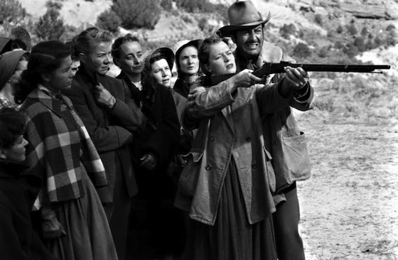 donne verso l'ignoto william wellman