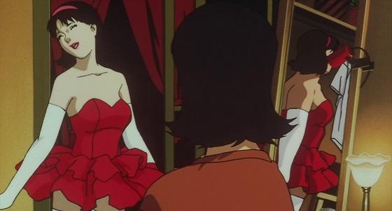 perfect blue satoshi kon recensione black swan il cigno nero aronofsky lo specchio scuro