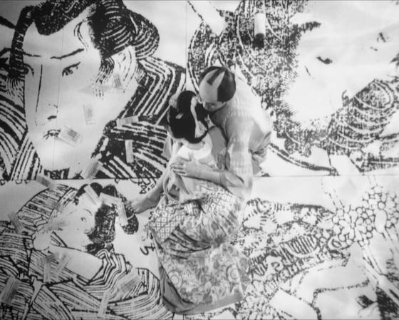 doppio suicidio ad amijima double suicide masahiro shinoda