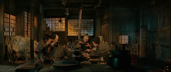 La leggenda di Narayma Ballad of Narayama Keisuke Kinoshita Narayama bushiko Lo Specchio Scuro analisi recensione Alberto Libera