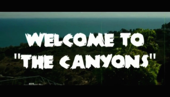 The Canyons Paul Schrader Lo Specchio Scuro Analisi Recensione Sebastiano Lombardo