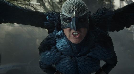 birdman inarritu supereroe recensione lo specchio scuro