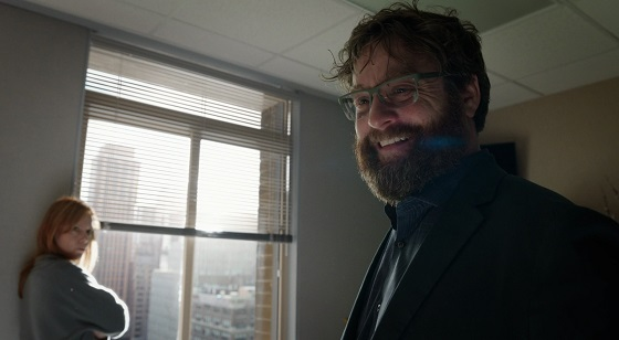 birdman Zach Galifianakis
