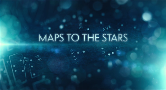 mapst to the stars david cronenberg analisi recensione