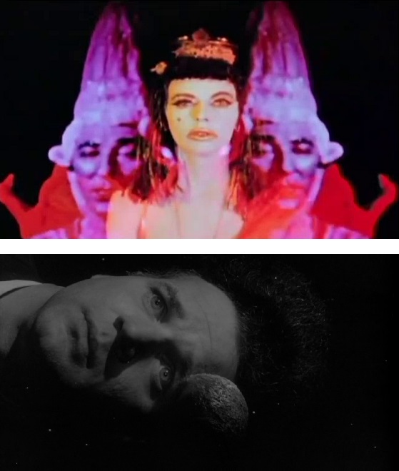 eraserhead Inauguration of the Pleasure Dome anger lynch maddin forbidden room lo specchio scuro