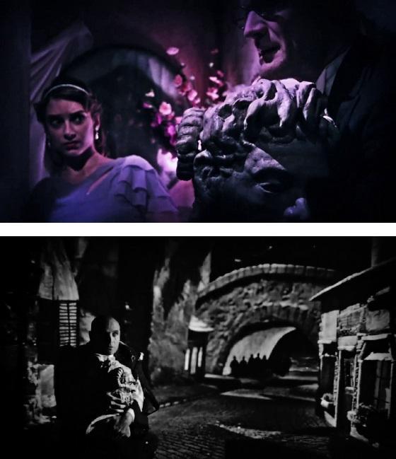 The Forbidden Room La testa di Giano Der Januskopf Murnau Maddin lo specchio scuro