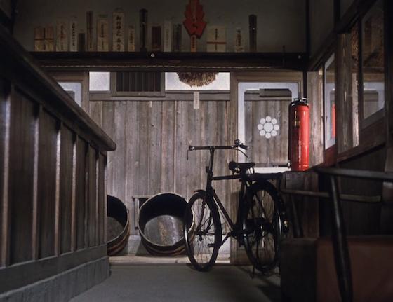 l'autunno della famiglia kohayagawa yasujiro ozu lo specchio scuro