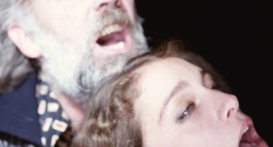 Malgré la nuit recensione Grandrieux francis bacon sesso ariane labed lo specchio scuro