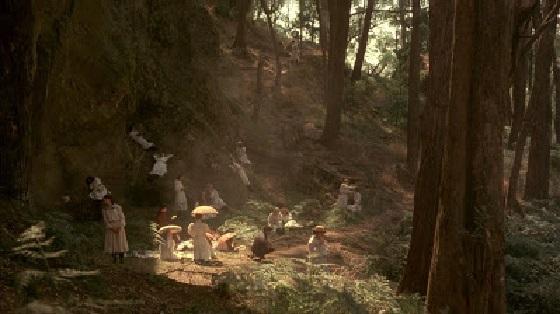 picnic ad hanging rock innocence hadzihalilovic weir recensione
