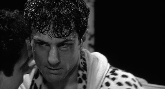 Toro scatenato Raging Bull Martin Scorsese Robert De Niro Lo Specchio Scuro