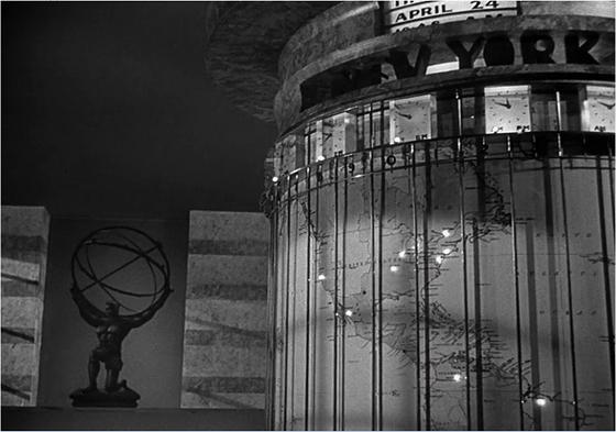 il tempo si è fermato the big clock recensione lo specchio scuro