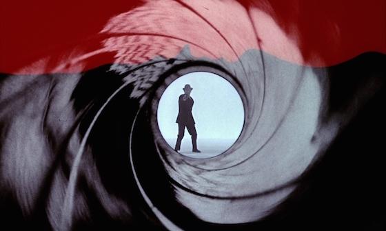 agente 007 licenza di uccidere gun barrel