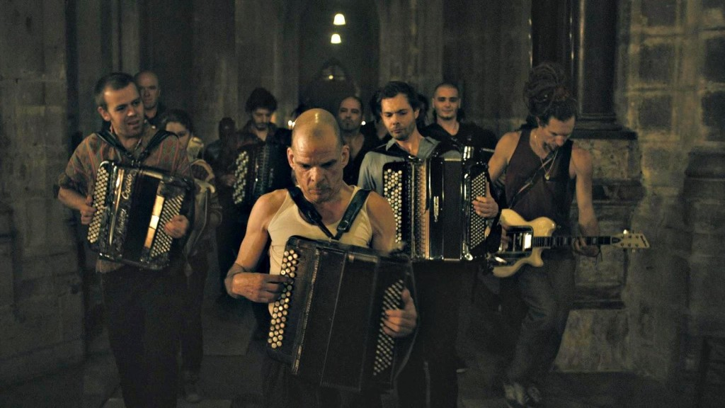 holy motors film del cuore