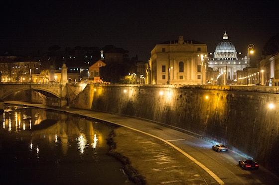 spectre roma