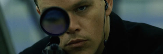 the bourne supremacy lo specchio scuro 1