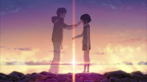 your name - paradossi temporali