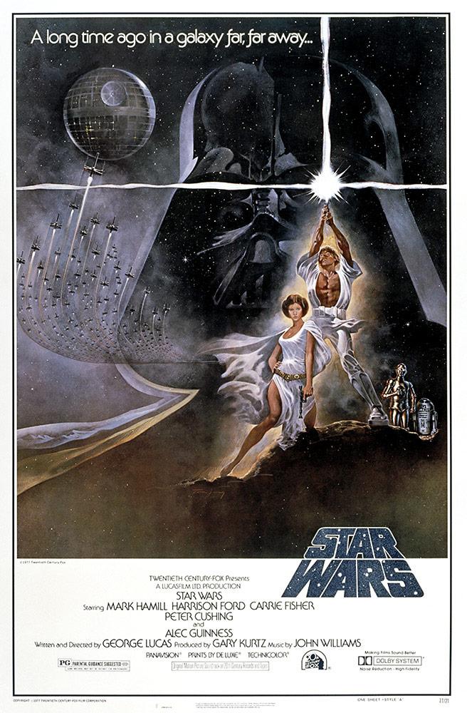 star wars locandina