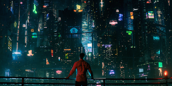 altered carbon notti digitali