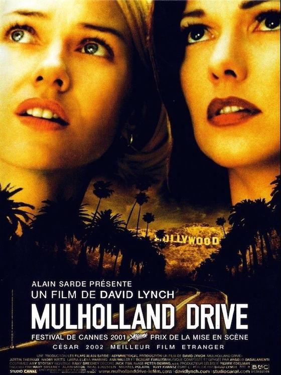 mulholland drive locandina