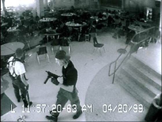 5 - Columbine High School, 1999