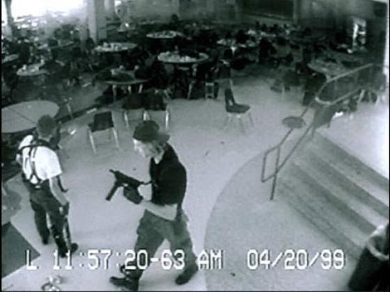 5 - Columbine High School, 1999