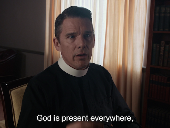first reformed 17