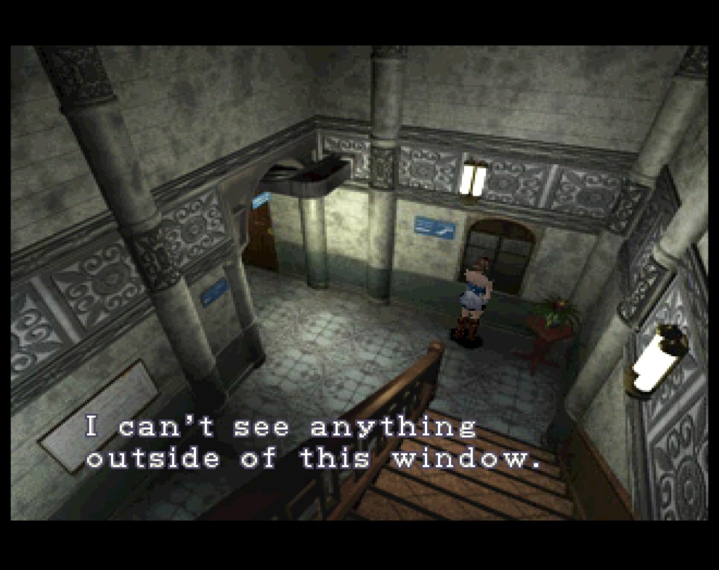 Resident Evil 3 - 1