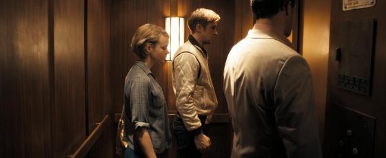 drive scena ascensore