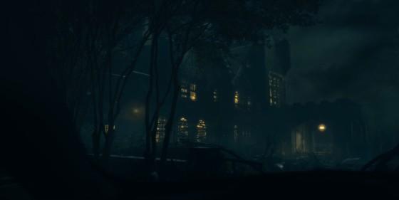 spazi claustrofobici - haunting of hill house 1